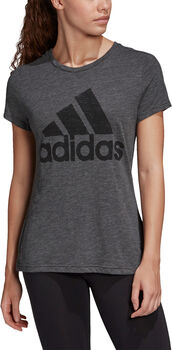 adidas Must Haves Winners T-Shirt Damen schwarz