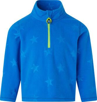 McKINLEY Tibo II Fleece Langarmshirt blau