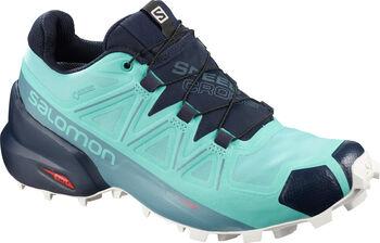 Salomon Speedcross 5 Traillaufschuhe Damen blau