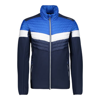 CMP Thinsulate Softshelljacke Herren blau