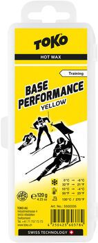 TOKO Base Performance Alpinwax gelb