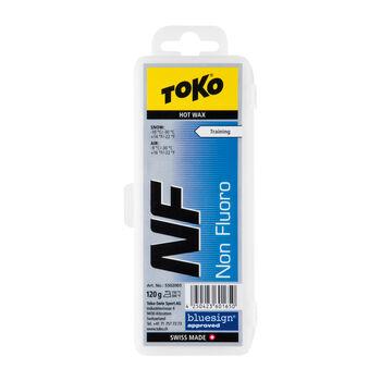 TOKO NF Hot Wax 120g blau