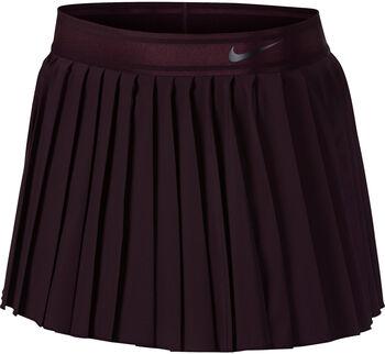 Nike Tennisrock Victory Skirt Damen rot