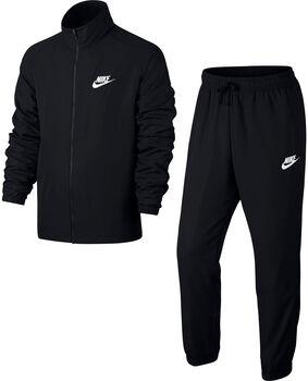 Nike Nsw Trk Suit Wvn B Herren schwarz