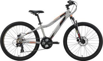 "GENESIS HOT 24 Disc Mountainbike 24"" grau"
