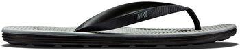 Nike Solarsoft Thong II Flip Flops Herren grau
