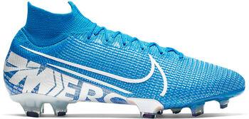 Nike Mercurial Superfly 7 Elite FG Fußballschuhe Herren blau