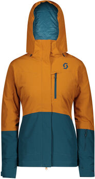 SCOTT Ultimate Dryo 10 Snowboardjacke m.Kapuze Damen orange