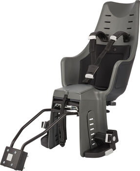 Bobike Kindersitz grau