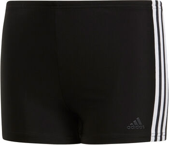 ADIDAS 3-Streifen Badehose Jungen schwarz