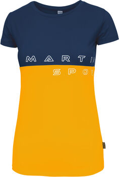 MARTINI Hype T-Shirt Damen gelb