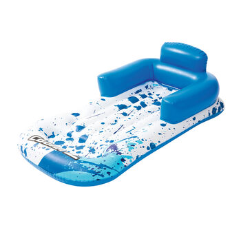 Hydro-Force Cool Blue Lounge Aufblassessel blau
