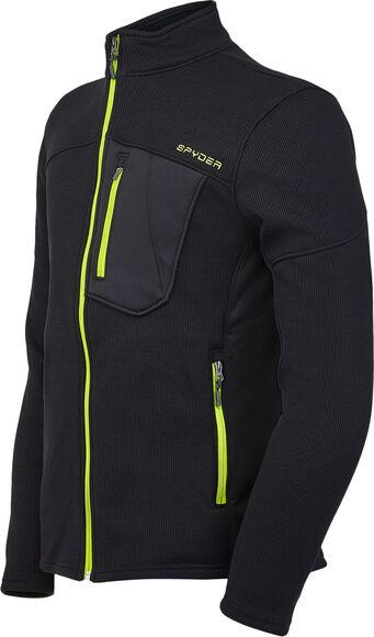 Bandit Hybrid Langarmshirt mit Halfzip