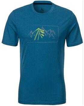 McKINLEY Milena T-Shirt Herren blau