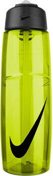 Nike T1 Flow Swoosh Trinkflasche grün