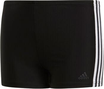 adidas 3-Streifen Badeshorts Jungen schwarz
