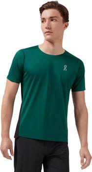 On Performance T-Shirt Herren grün