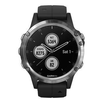 Garmin Fenix 5 Plus Multisport GPS Smartwatch weiß