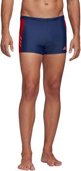 adidas Fitness Three-Second Badehose Herren blau