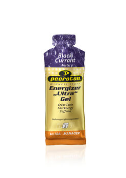 Peeroton Energizer Ultra Gel Black Currant 40g