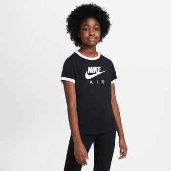Nike Air T-Shirt Mädchen schwarz