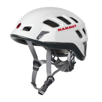 MAMMUT Rock Rider In-Mold Kletterhelm Herren weiß