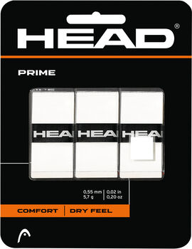 Head Prime Griffband weiß