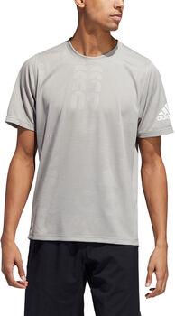 ADIDAS FreeLift Daily Press T-Shirt Herren grau