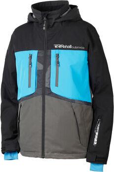 Rehall Halox-R-JR Snowboardjacke schwarz