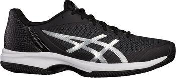 Asics Gel-Court Speed Clay Tennisschuhe Herren schwarz