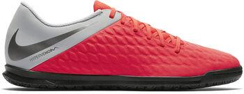 Nike Hypervenom 3 Club IC Herren rot