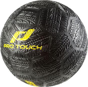 PRO TOUCH Asfalt Soccer Ball Fußball schwarz