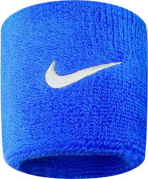 Nike Swoosh Schweißband blau