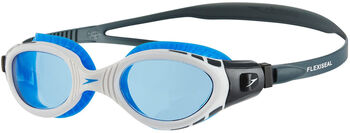 Speedo Futura Biofuse Flexiseal Dual Schwimmbrille grau