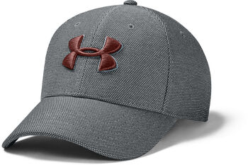 Under Armour Heathered Blitzing 3.0 Kappe Herren grau
