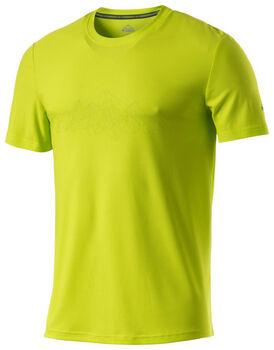 McKINLEY Active Klay Shirt Herren gelb