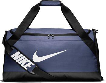 Nike NK BRSLA M Duffel Sporttasche blau