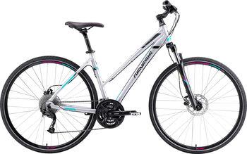 GENESIS Speed Cross SX 4.1 Crossbike Damen weiß