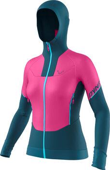 DYNAFIT Speed Hybrid Fleecejacke Damen pink