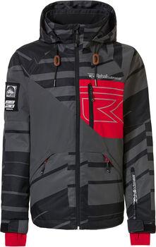 Rehall Maine Skijacke schwarz