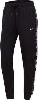 Nike Nsw Pant Logo Tape Damen schwarz