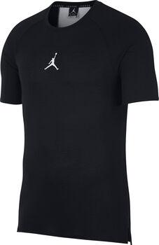Nike 23 Alpha Dry T-Shirt Herren schwarz