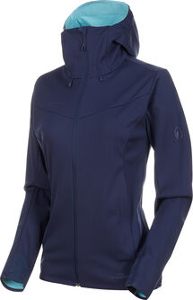 Ultimate V Softshell Wanderjacke
