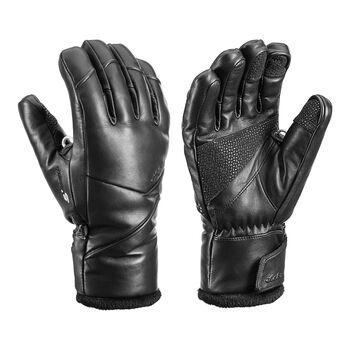 Leki Handschuh Fiona S Lady MF Touch Damen schwarz