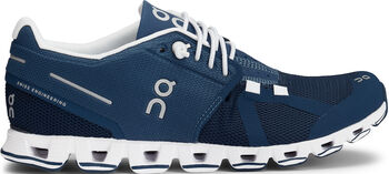 On Cloud Laufschuhe Damen blau