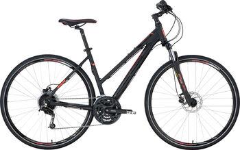 """GENESIS Speed Cross SX 4.9 Crossbike 28"""" Damen schwarz"""