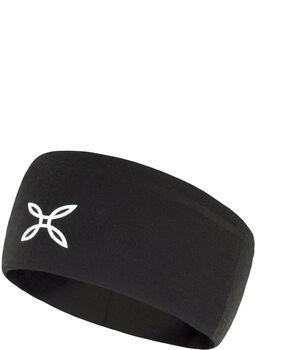 Montura Merino Stirnband schwarz