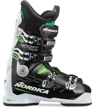 Nordica Sportmachine 90X. Skischuh Herren schwarz