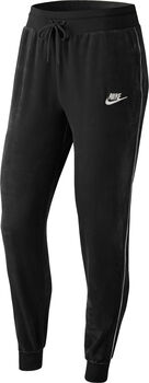 Nike Sportswear Heritage Jogginghose Damen schwarz