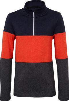 killtec Midlayer mit Zipp orange